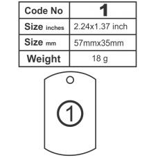Custom Keychain 1